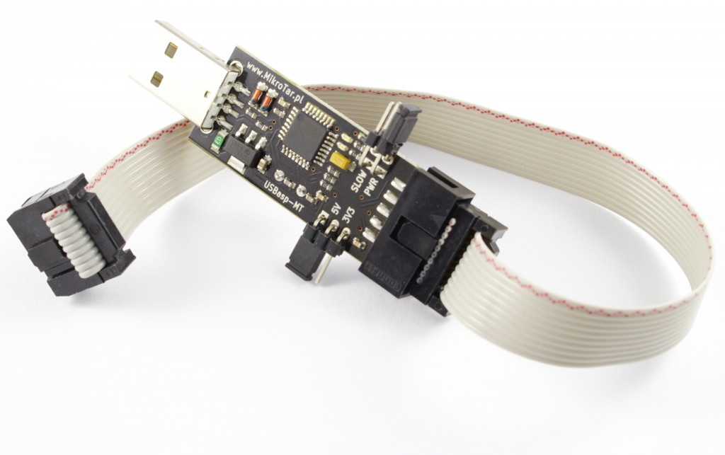 USBasp-MT - programator AVR- 2