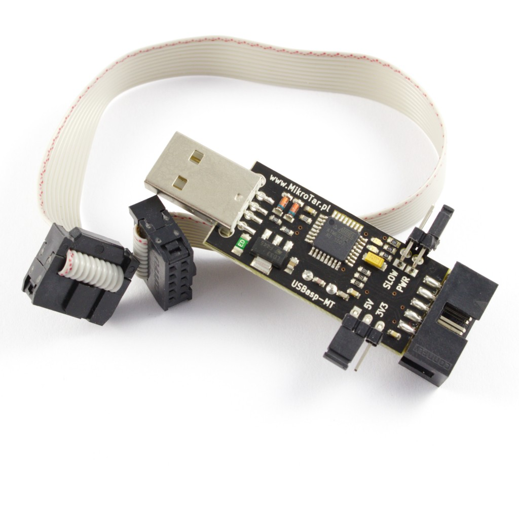 USBasp-MT - programator AVR- opis