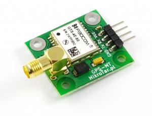 Moduł GPS GTS-4E-60 - 1