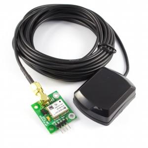 Moduł GPS GTS-4E-60 - antena aktywna