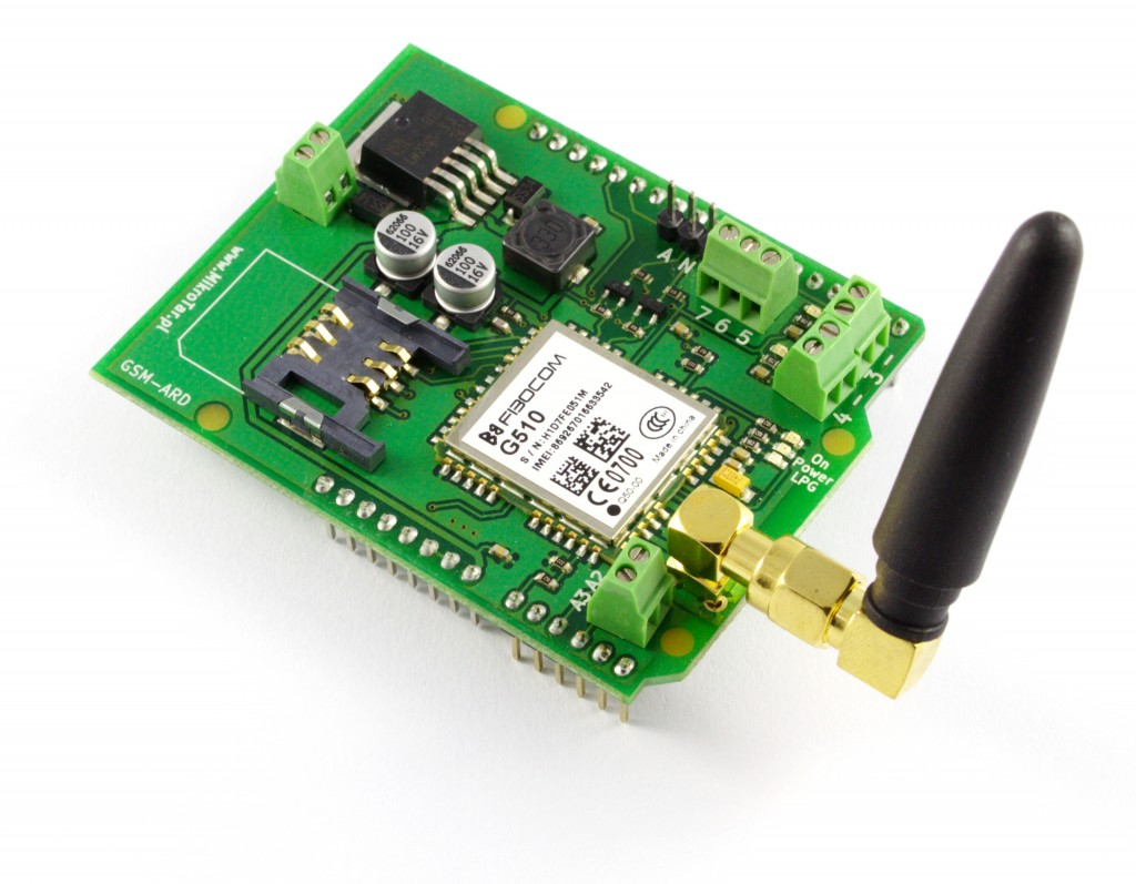 Moduł GSM Arduino - 3