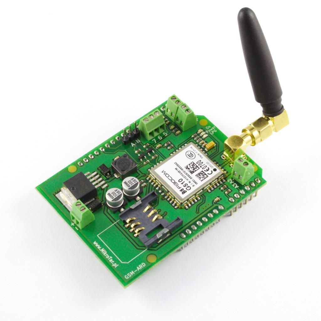 Moduł GSM Arduino - 1