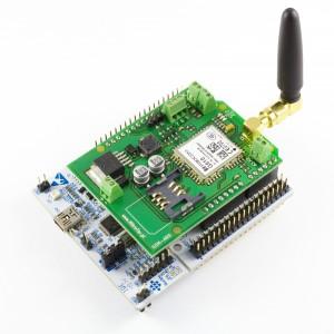 Moduł GSM Arduino + Nucleo STM32 - 1