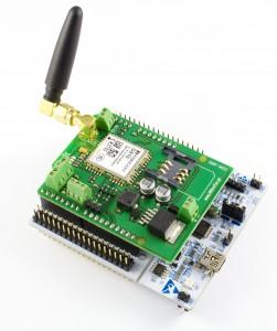 Moduł GSM Arduino + Nucleo STM32 - 2