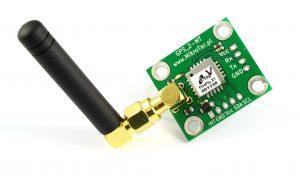 Moduł GPS/GLONASS FireFly X1 I2C - antena