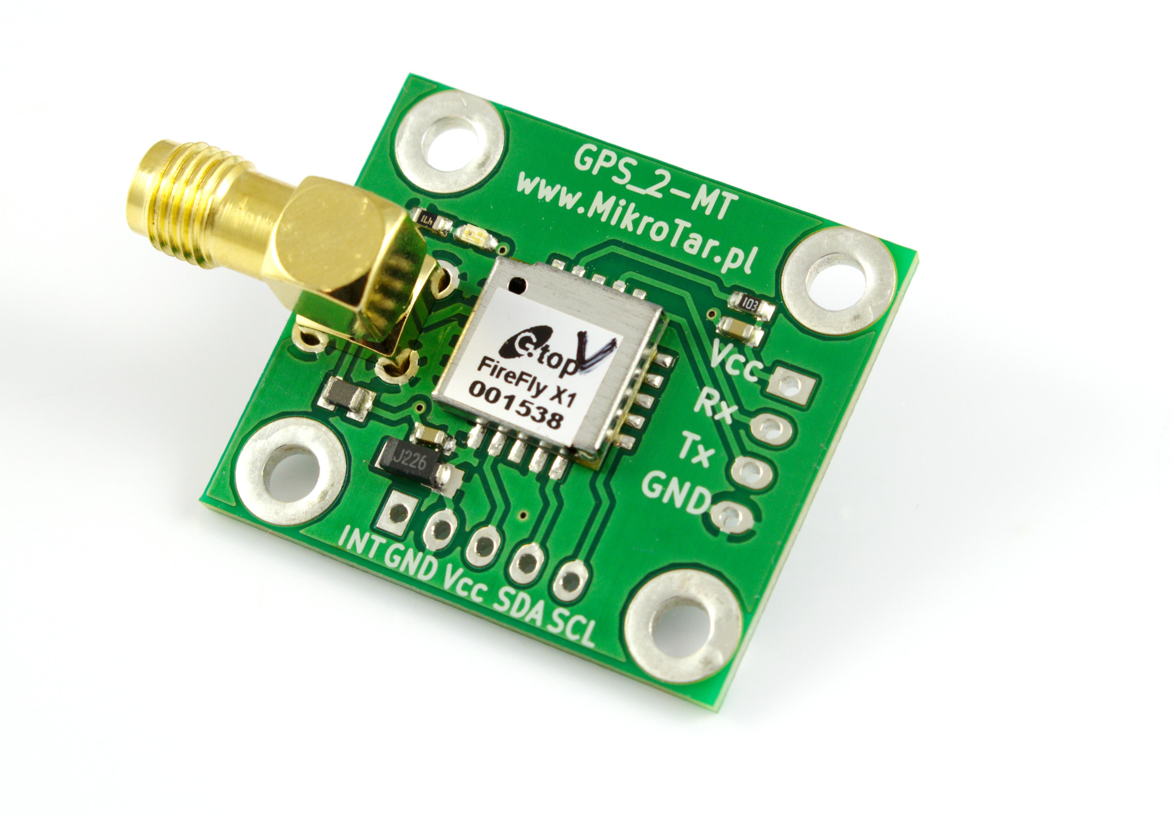 Moduł GPS/GLONASS FireFly X1 I2C